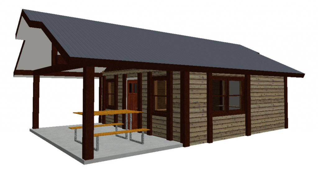 Seeley Park Cabin