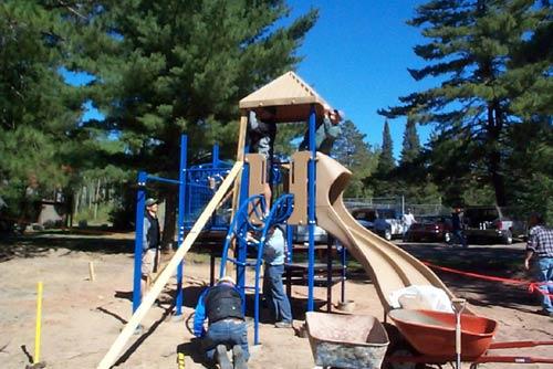 Silverthorne Playground